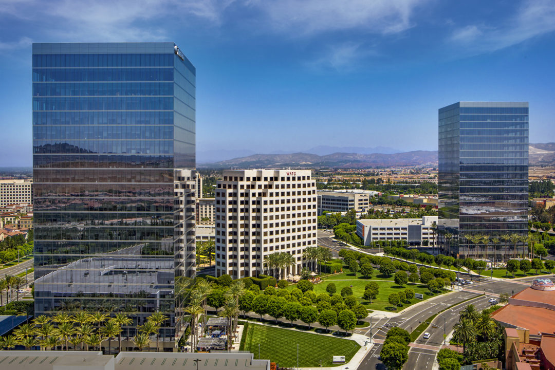 Spectrum District, Irvine, California