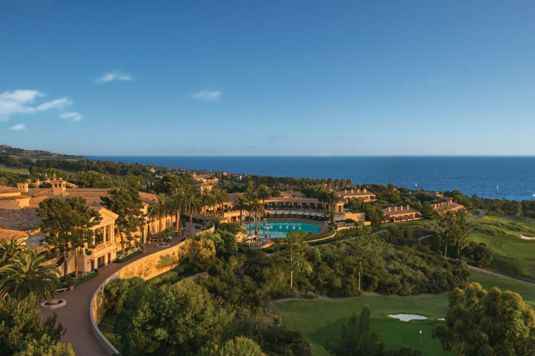 The Resort at Pelican Hill, Newport Coast, California