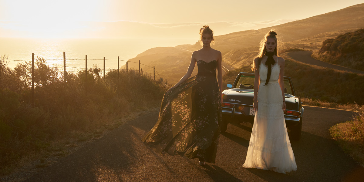 d02534349a153 Fashion Island bustles with BHLDN at Anthropologie & Co.'s largest West  Coast store