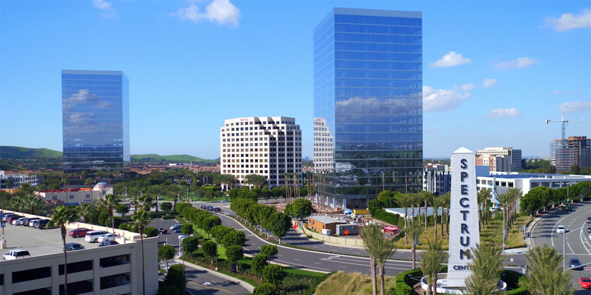 200 Spectrum Center Drive, Irvine Company Office Properties