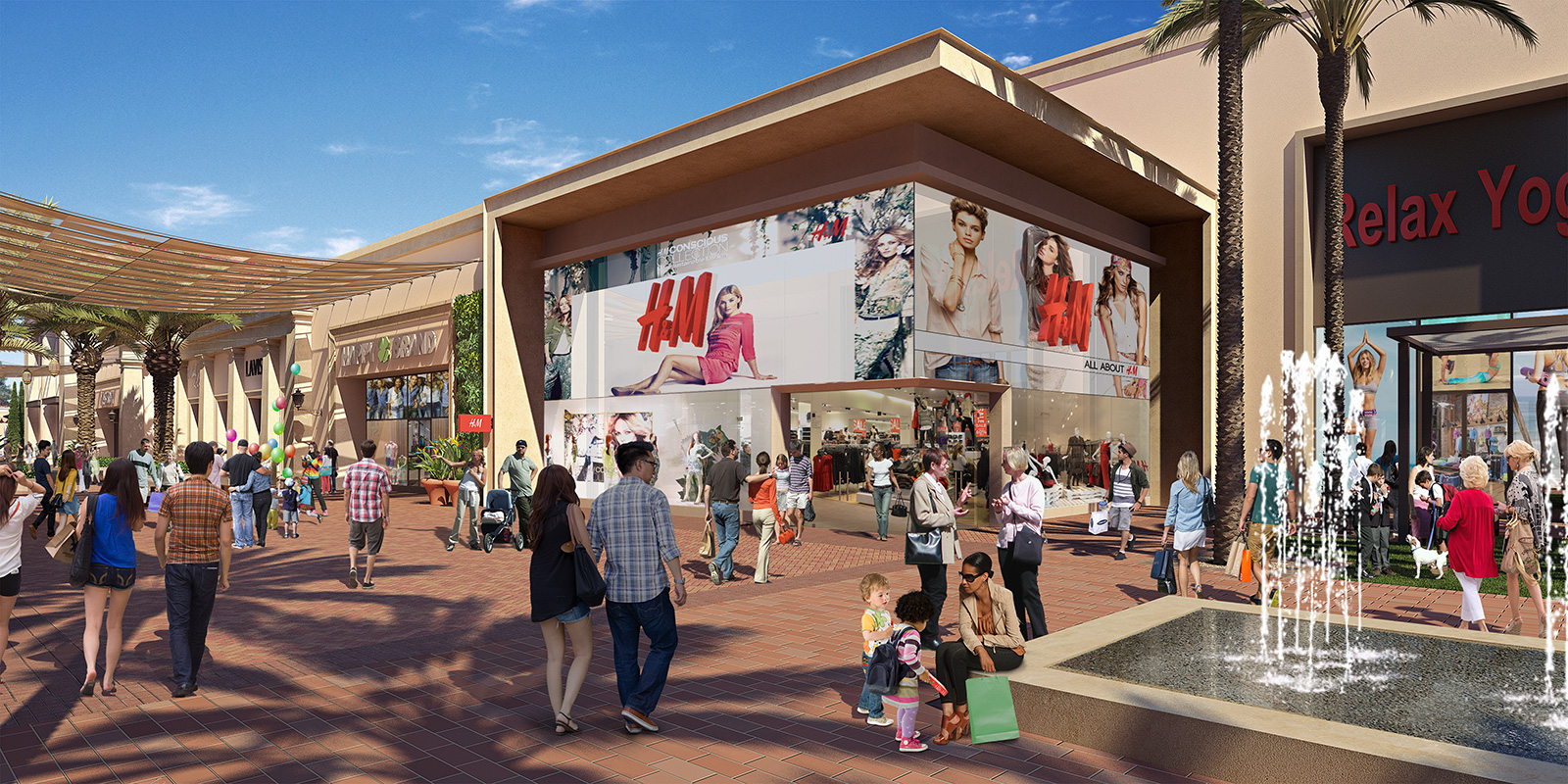 New Year New Irvine Spectrum Center 200m Plus Reinvestment Set To Bring 30 New Stores And Restaurants Design And Parking Enhancements In 2018