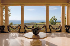 The Resort at Pelican Hill presents holiday season celebrations