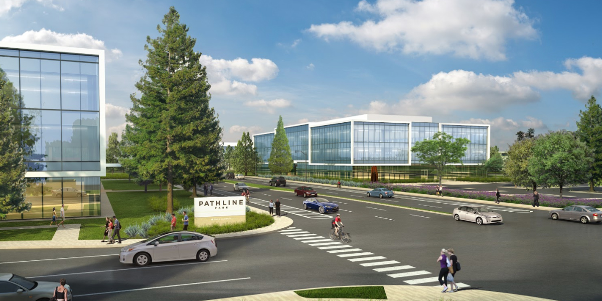 Irvine Company Leases 242 000 Square Feet At Pathline Park In Sunnyvale To Leading Cybersecurity Firm Proofpoint