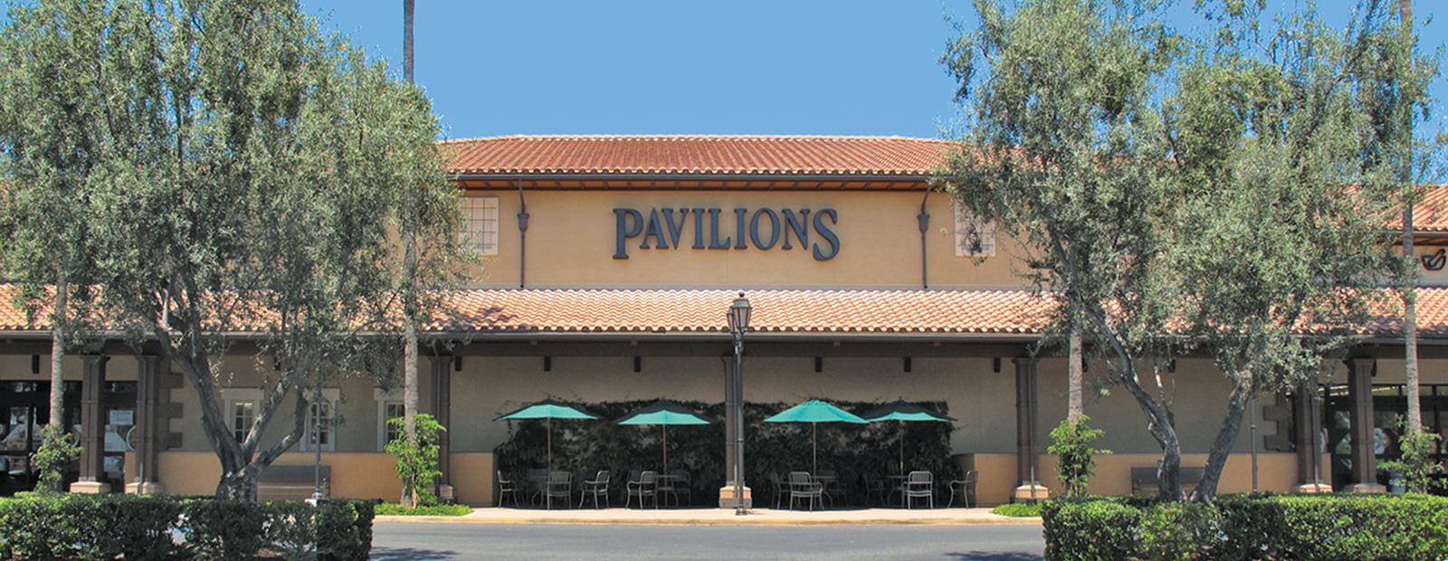 Pavillions