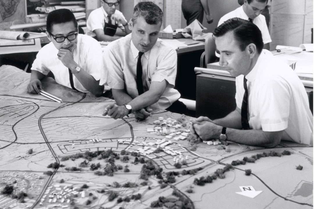 Legendary Architect, Ray Watson, Irvine Ranch Master Plan