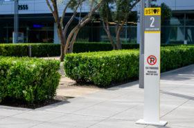 Ride Stop at Santa Clara Square