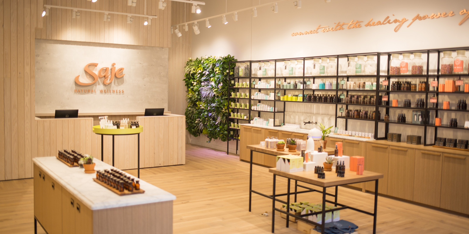 Saje Natural Wellness to open first Orange County store at