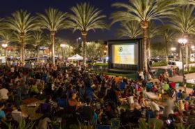 Woodbury™ Town Center in Irvine kicks off Friday Night Flix